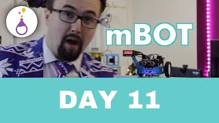 12 Days of Brilliance - Day 11 - Robotic Senses