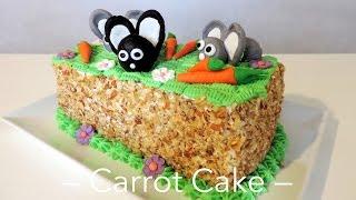 Carrot Cake spécial Pâques