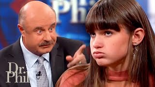 Dr. Phil Removes Spoiled Daughter From Her Home