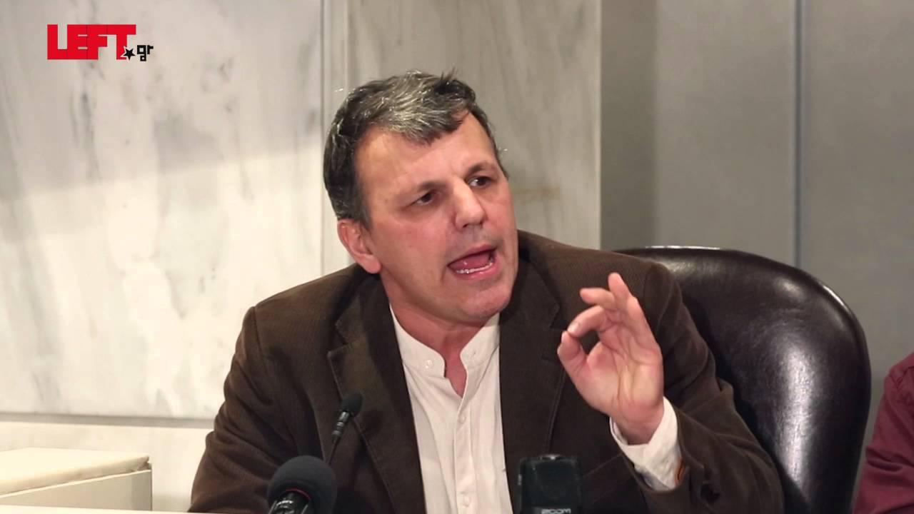Δημόσια εκδήλωση-συζήτηση για το προσφυγικό -Δημήτρης Χριστόπουλος
