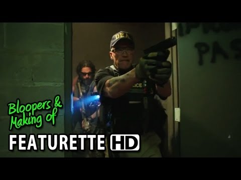 Sabotage (2014) Featurette - By The Book