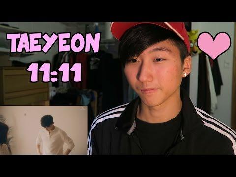 TAEYEON 태연_11:11_Music Video REACTION [SHE'S BAE] (видео)