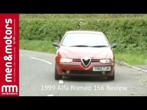 1999 Alfa Romeo 156 Review