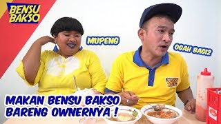 Video MAKANLAHAP BENSU BAKSO ! MP3, 3GP, MP4, WEBM, AVI, FLV November 2018