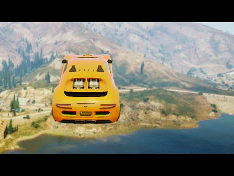 Lake - GTA 5 Funny moments & GTA 5 Online Games are here! In today's GTA 5 games we perform GTA 5 Online stunts in GTA 5! If you want to see more of us then make sure to subscribe to everyone! My...