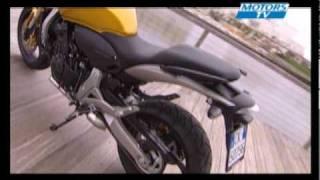 5. Honda Hornet 600 Bike Test