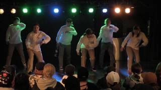 SPL UNIT(Eun-G, Ryu, An-G, P, Arisa, Yuka) – funkin'lady vol.3 SHOWCASE