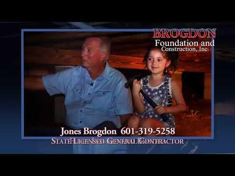 WDAM Commercial - Brogdon Foundation and Construction - AUG17