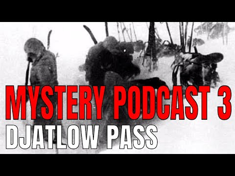 Mystery Podcast 03 Djatlow-Pass