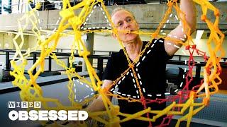 How a Harvard Professor Makes Transforming Toys & Designs