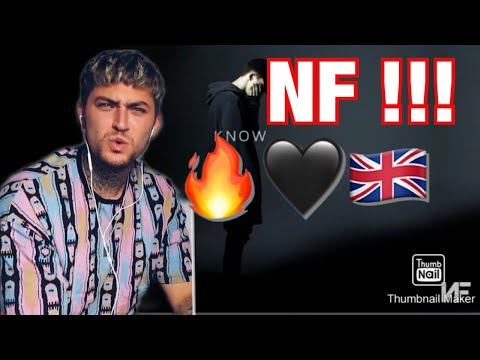 NF - Know (UK 🇬🇧 REACTION!!!)
