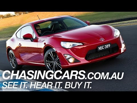 Toyota 86 Review (GT86 / Scion FR-S) – Chasing Cars Australia