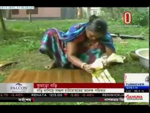 Chatmahal families benefit from making tablets (24-11-2015)