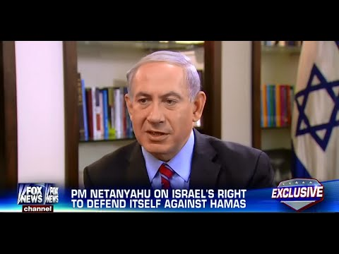 Netanyahu - August 7th, 2014 • Israeli Prime Minister, Benjamin Netanyahu sat for an extended interview with Fox News host Sean Hannity. Netanyahu discussed the wide ran...