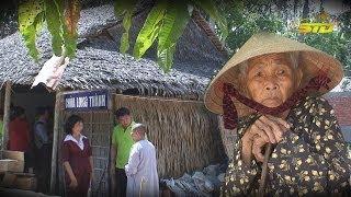 Tinh Vinh Long Vietnam  City pictures : Phát Quà Dân Nghèo Tại Chùa Nghèo Vĩnh Long