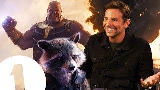 "Video ""Thanos has a point!"" Bradley Cooper on The Avengers, Lady Gaga & fighting Robert De Niro. MP3, 3GP, MP4, WEBM, AVI, FLV Maret 2019"