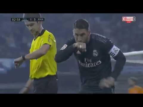 Celta Vigo vs Real Madrid 2- 4 All Goals &  Highlights 11/11/2018 HD