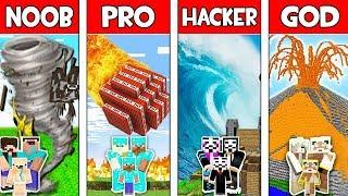 Video Minecraft NOOB vs PRO vs HACKER vs GOD: FAMILY APOCALYPSE in Minecraft Animation MP3, 3GP, MP4, WEBM, AVI, FLV Juni 2019