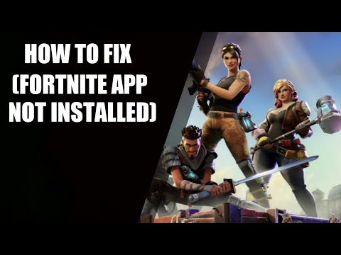 How To Fix Fortnite App Not Installed And Parse Error For Android [no Root]