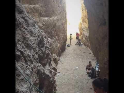 Climbing Mijas