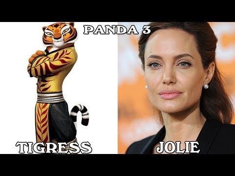 KUNG FU PANDA 3 ➤Charaters and Voice Actors ➤ Star Wow