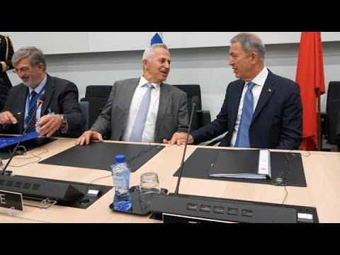 Αποστολάκης: Επιζητούμε την ειρήνη, αλλά δεν κάνουμε πίσω…