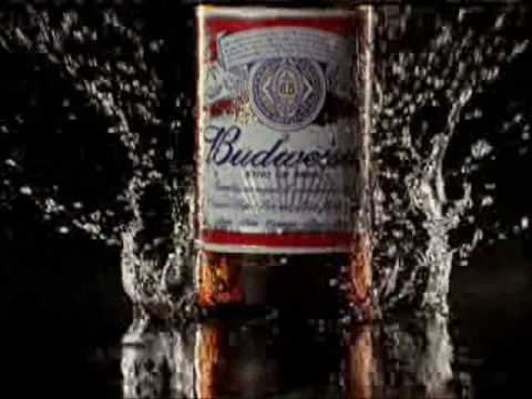Budweiser Beer Commercial! Audio by SpotWorks Production