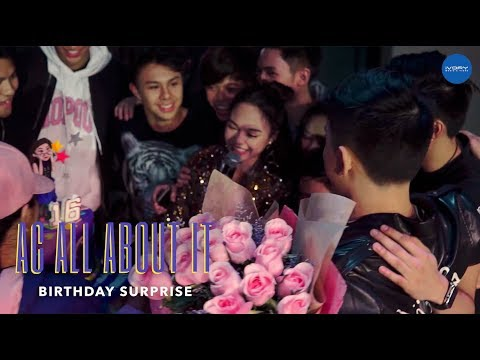 Ac All About It: Birthday Surprise