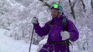 Salomon freeski tv ep 15 Shogun in Chile