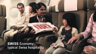 The SWISS travel experience. Swiss International Air Lines presents its products and services. On the ground and in the air.