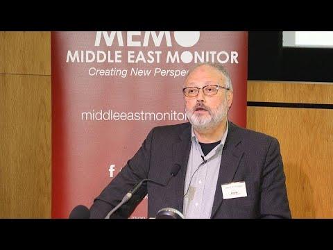 Τουρκία: Άφαντος ο Τζαμάλ Χασόγκι