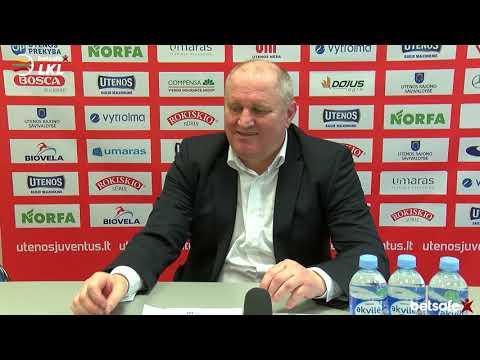 """""""Betsafe–LKL"""" komentarai: """"Juventus"""" - """"Skycop"""" [2019-04-28]"""