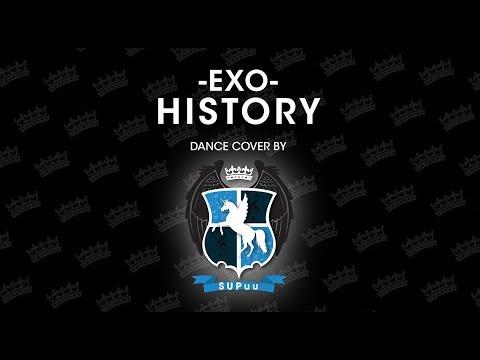 [SUPuu feat. Marta] EXO - History