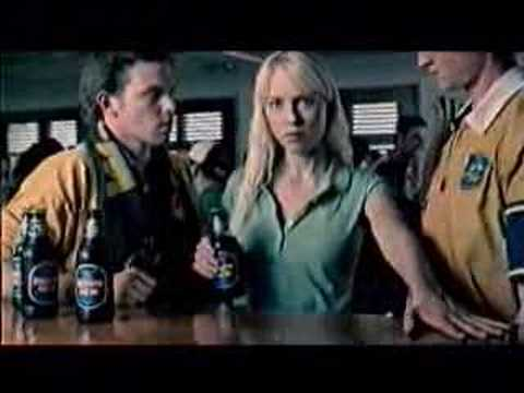 This is How you open a Beer Bottle Funny Commercial TV AD