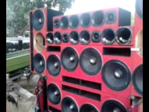 Montana OZ Loudspeaker - Maraba Paulista SP