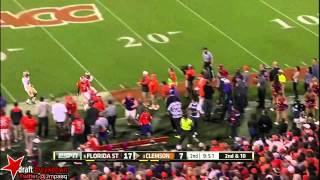 Telvin Smith vs Clemson (2013)
