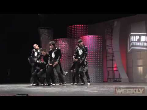 Hiphop - Philippine All-Stars performance at the 2008 World Hip-Hop Dance Competition that took place in Las Vegas...CHAMPS! CONGRATS Philippine All-Stars - they took...