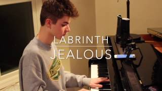 Video Labrinth - Jealous (Cover by Jay Alan) MP3, 3GP, MP4, WEBM, AVI, FLV Mei 2018