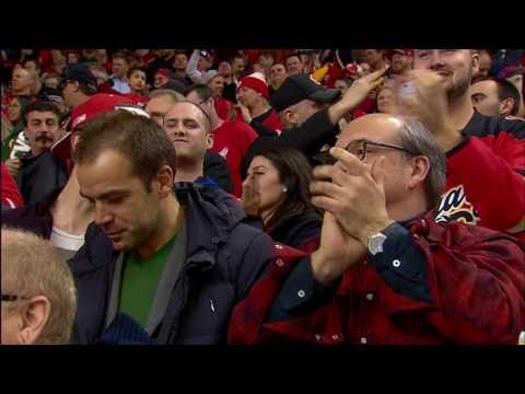 Video: Backlund's blast beats Mrazek in overtime