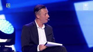 Skecz, kabaret = Kabaret Młodych Panów - Powrót Piłkarzy Reprezentacji Polski z Mundialu 2018 z Rosji (Letnia Ambasada Humoru 2018)