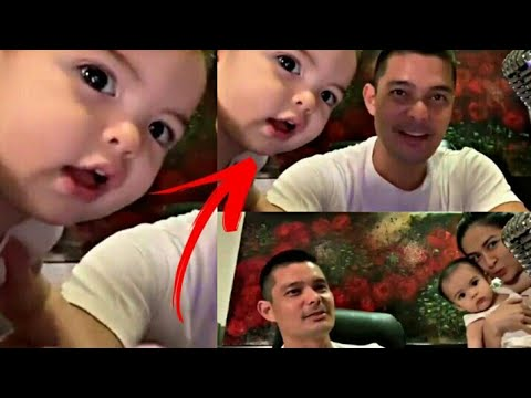 Baby Sixto Dantes, Biglang Sumali Sa Livestream Ni Daddy Dong