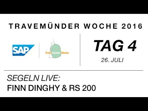 Segeln: Travemünder Woche 2016 - Tag 4 26.07.2016