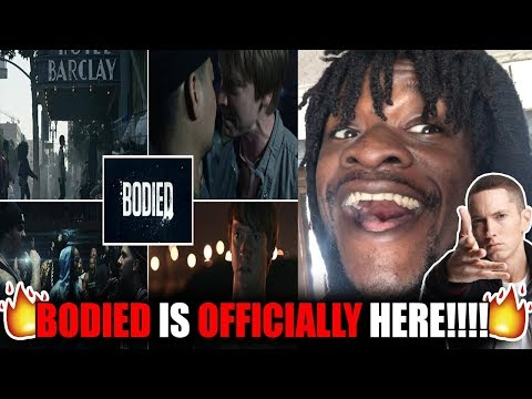 Eminem's Bodied (Full Movie) Review!