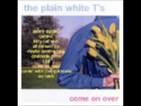 Tekst piosenki Plain White T's - Skinny dipping po polsku
