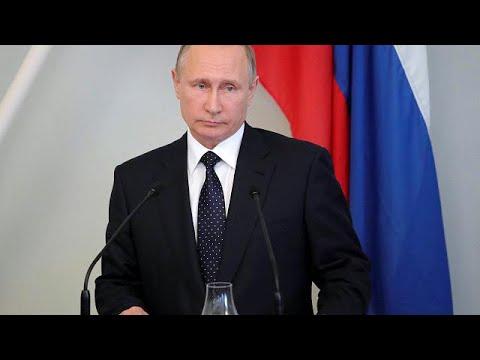 Βλαντιμίρ Πούτιν: «Χάνουμε την υπομονή μας με τις Ηνωμένες Πολιτείες»