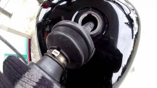 2. Honda Spirit 1100 // Top Speed //  Fuel Problems