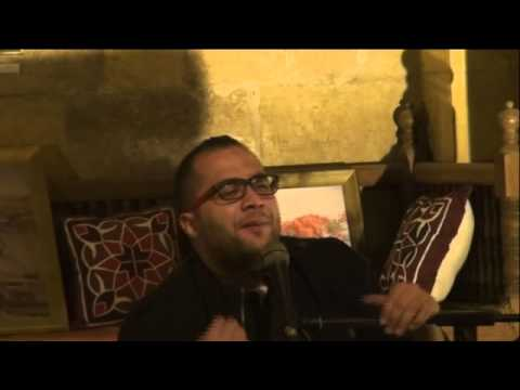 الفنان علي الألفي وغناء بحفل توقيع توقيع ديوان سيرة الورد ببيت السناري