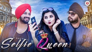 Presenting the official music video of Selfie Queen sung by Inder Nagra, Music & Rap by Ramji Gulati.Star Cast - Inder Nagra, Kanika Mann & Ramji GulatiSinger - Inder NagraMusic & Rap - Ramji GulatiLyrics - Ramji Gulati & Inder NagraDirector - JotArrangers/Programmers - Dr Deep  United White Flag StudiosMix & Master - United White Flag StudiosDirector Of Photography - Rahul AroraEditor - Varun AroraProject By - Kranti ShanbhagConceived By - Gurpreet KhetlaOnline Promotions - Crown Digital MediaSpecial Thanks - Gurmeet Singh, Jeet Kalsi, Kapil JhaveriOfficial Remix - Dj Sukhi DubaiSupported By - United White Flag Music on Zee Music CompanyDownload from iTunes - http://bit.ly/2vHx4B9Available on Google Play Music - http://bit.ly/2tMGXftStream It OnJioMusic - http://bit.ly/2uh15IsWynk - http://bit.ly/2tMh7ZcConnect with us on :Dekkho - https://www.dekkho.com/ZeeMusicCompanyTwitter - https://www.twitter.com/ZeeMusicCompanyFacebook - https://www.facebook.com/zeemusiccompanyYouTube - http://bit.ly/TYZMC