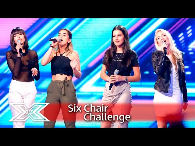 lauren murray gets a surprise from very co uk the x factor 2015
