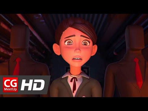 "CGI 3D Animated Short Film ""Khaya"" by The Animation School | CGMeetup"